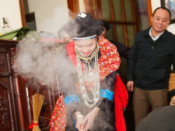 Nét đẹp trong phong tục cưới hỏi của dân tộc Nùng