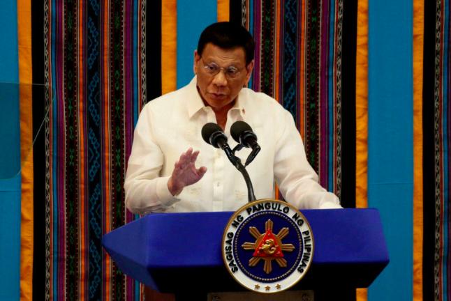 Philippines tuyên bố đưa tàu chiến và dùng vũ lực đối phó với Trung Quốc ở Biển Đông