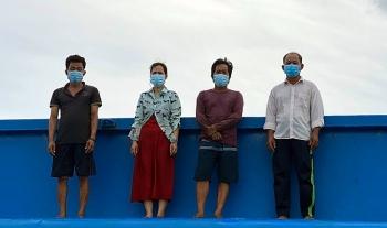 Liên tục phát hiện người vượt biên trái phép từ Campuchia vào Việt Nam