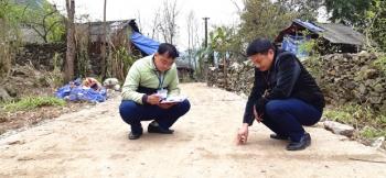 Huyện biên giới Đồng Văn phát triển giao thông và chợ nông thôn