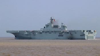 Trung Quốc tăng cường sức mạnh đổ bộ tấn công ở Biển Đông