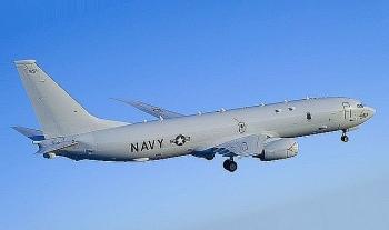 Mỹ tăng cường các chuyến bay do thám trên Biển Đông