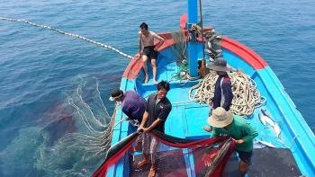 Hội nghề cá Việt Nam phản đối lệnh cấm đánh bắt cá của Trung Quốc trên Biển Đông
