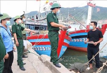 Bảo vệ an ninh biên giới và hải đảo hướng tới ngày hội bầu cử