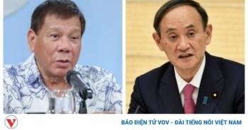 Philippines và Nhật Bản hợp tác duy trì an ninh và ổn định ở Biển Đông