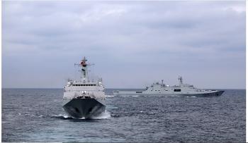 Hôm nay Trung Quốc bắt đầu tập bắn đạn thật ở Biển Đông