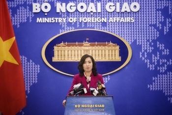 Trung Quốc tập bắn đạn thật ở Biển Đông: Bộ Ngoại giao lên tiếng
