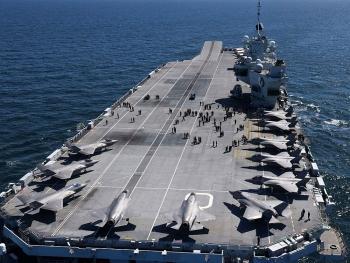 Nước Anh trong cuộc đối đầu Trung Quốc ở Biển Đông
