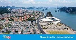 Cầu Bài Thơ 2 nối đường bao biển đẹp nhất Quảng Ninh