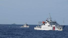 Nhận diện mối nguy từ việc quân sự hóa hải cảnh của Trung Quốc