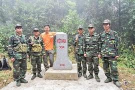 Thiêng liêng những cột mốc đặc biệt trên biên giới Việt Nam