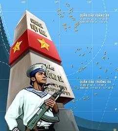 Xác lập và thực thi bảo vệ chủ quyền của Việt Nam tại Hoàng Sa và Trường Sa phù hợp với luật pháp Quốc tế