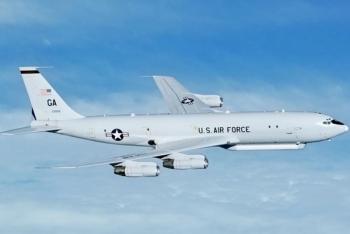 Mỹ tăng gấp đôi số chuyến bay trinh sát ở Biển Đông