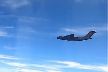 Chuyên gia nhận định ý đồ của Trung Quốc khi điều 16 máy bay quân sự tới Biển Đông