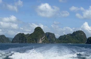 Giữ đại dương xanh vì hiện tại và tương lai bền vững