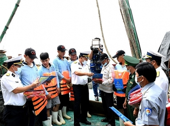 Bà Rịa – Vũng Tàu: Tổ chức tuyên truyền về chủ quyền biển đảo