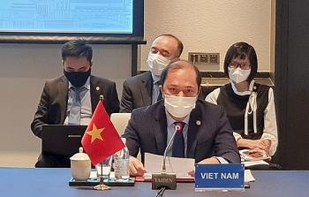 Trung Quốc và Asean sẽ sớm nối lại đàm phán Bộ quy tắc ứng xử ở Biển Đông