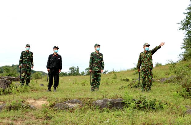 Tuyến đường biên giới do Đồn Biên phòng Xín Cái quản lý dài gần 24 km với nhiều đường mòn, lối mở thuộc 2 xã Xín Cái và Thượng Phùng (Mèo Vạc). Đây cũng là điểm nóng về tình trạng công dân nhập cảnh trái phép từ Trung Quốc về Việt Nam, kéo theo đó là nguy cơ lây lan dịch Covid – 19 vào địa bàn. Trước thực tế đó, đơn vị đã tăng cường lực lượng tuần tra, kiểm soát.