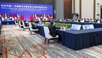 ASEAN - Trung Quốc nhất trí tăng cường và thúc đẩy an ninh trên Biển Đông
