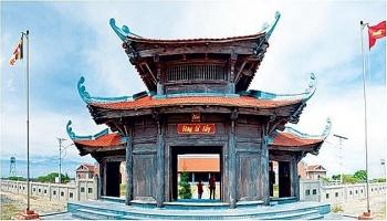Những ngôi chùa linh thiêng trên đảo Trường Sa