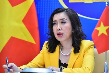 Việt Nam phản đối Trung Quốc gắn thẻ tên thực vật ở Hoàng Sa của Việt Nam