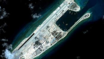 Việt Nam phản đối Trung Quốc đưa tàu và máy bay xuất hiện ở Đá Chữ Thập