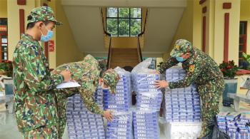 Nỗ lực ngăn chặn buôn lậu qua biên giới Tây Nam