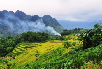 Bình yên nơi bản làng biên giới xứ Thanh