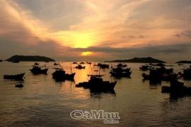 Ngày 7/7 khai trương tuyến du lịch biển Cà Mau - Nam Du - Phú Quốc
