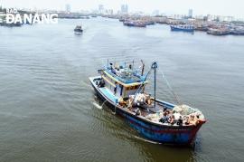 Cần sớm có cơ chế hỗ trợ cho các tàu cá gặp nạn trên biển