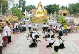Nhập hạ: Nét văn hoá độc đáo của người Khmer