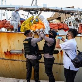 Quản lý tàu Trung Quốc bị cáo buộc đánh đến chết thuyền viên Indonesia