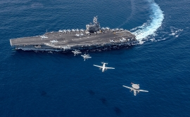 Mỹ tăng cường khả năng tác chiến ở Biển Đông