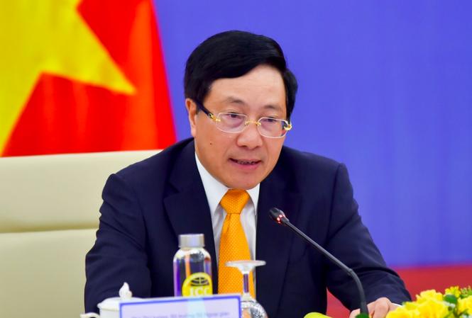 Yêu cầu Trung Quốc tôn trọng quyền và lợi ích hợp pháp của Việt Nam ở Biển Đông