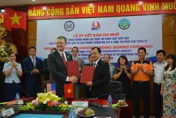 Mỹ mong muốn hỗ trợ ngư dân Việt Nam trên biển