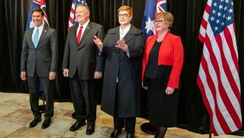 Bộ trưởng Mỹ - Úc chuẩn bị đối thoại về Trung Quốc, Biển Đông