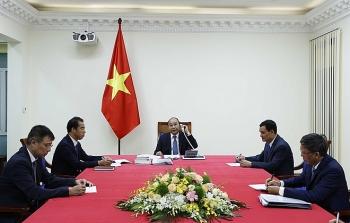 Thủ tướng Nguyễn Xuân Phúc điện đàm với EU bày tỏ quan ngại về Biển Đông