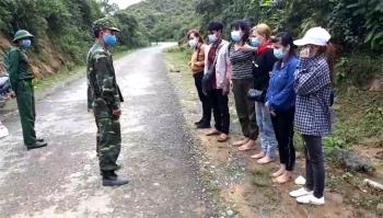 Hà Giang: Quyết liệt ngăn chặn hoạt động xuất nhập cảnh trái phép qua biên giới