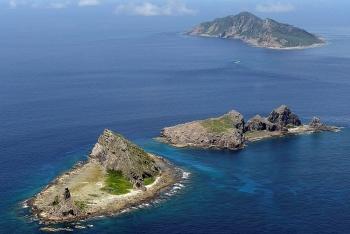 Mỹ cam kết bảo vệ Nhật trên biển Hoa Đông