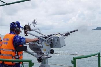 Luật Cảnh sát Biển Việt Nam - công cụ sắc bén trong thực thi pháp luật trên biển