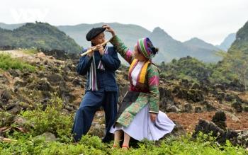 Chợ tình ở huyện biên giới Mèo Vạc trở thành Di sản văn hóa phi vật thể quốc gia