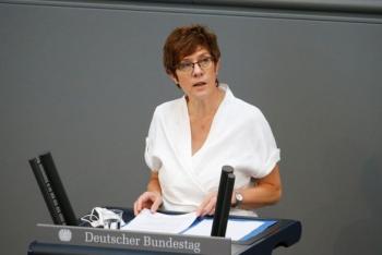 Đức thảo luận với Trung Quốc về tình hình Biển Đông