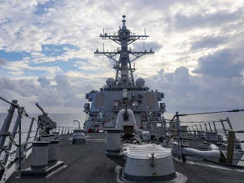 Mỹ tiếp tục bác bỏ hầu hết yêu sách của Trung Quốc với Biển Đông
