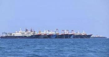 Chuyên gia Mỹ cáo buộc tàu Trung Quốc xả thải làm chết san hô ở Trường Sa của Việt Nam