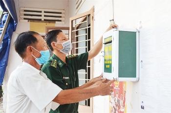 Đắk Lắk: Xây dựng vành đai chống dịch trên biên giới