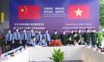 Hội đàm phối hợp bảo vệ tuyến biên giới Lào Cai-Vân Nam