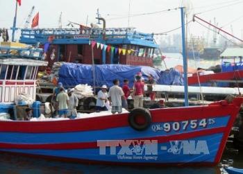 Quảng Nam: Động viên ngư dân giữ vững chuỗi sản xuất
