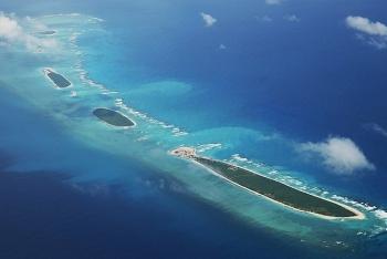 Trung Quốc gia tăng xâm lấn Biển Đông bằng ngôn từ