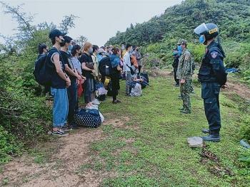 Hà Giang: Xử lý hơn 1.000 người nhập cảnh trái phép từ Trung Quốc