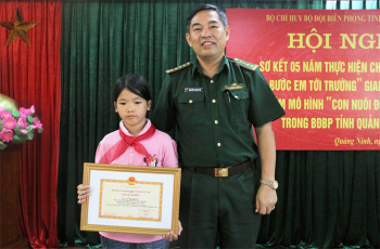 Quảng Ninh: Tình yêu thương vô bờ bến của những người lính Biên phòng